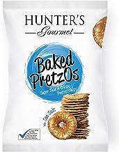 Hunter's Gourmet Baked Pretzos with Sea Salt - 80gm