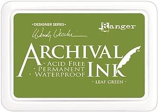 Ranger Wendy Vecchi Designer Series Archival Ink Pad Leaf Green