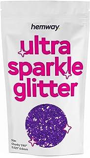 Hemway Chunky Premium Multi Purpose Glitter 1/40