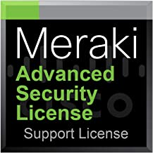 Sponsored Ad - EOS Meraki MX60W Advanced Security License and Support, 1 Year, Electronic Delivery