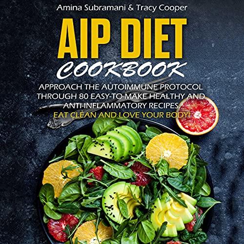 Aip Diet Cookbook cover art