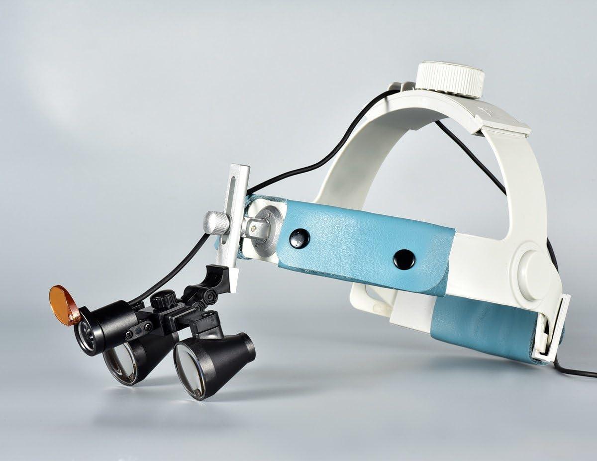 2.5X 3X 3.5X Optional High unisex Dental Headband Surgical Binocular Product Lo