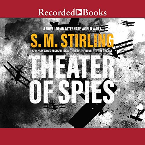Couverture de Theater of Spies