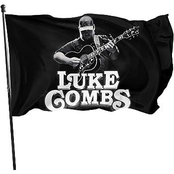 Amazon Com Xlh Fxh Luke Combs Tour Flag Banner 3x5 Feet Industrial Scientific