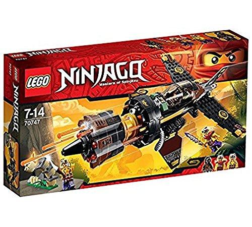 LEGO Ninjago 70747 - Cole's Felsenbrecher