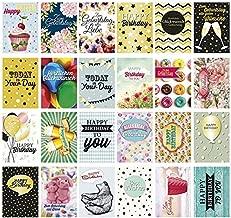 24 tarjetas postales de cumpleaños con motivos divertidos ...