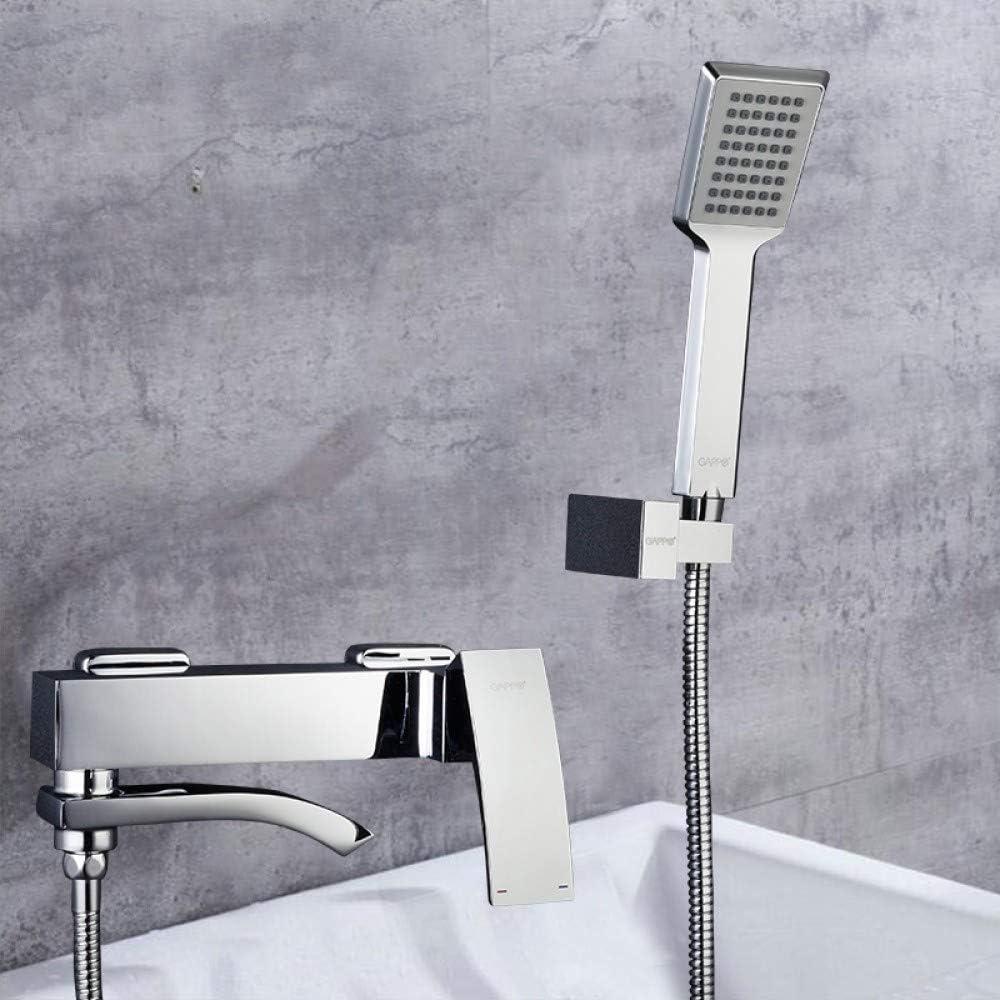 PLUIEX Bathtub Elegant Faucet Shower Brass faucets Denver Mall Bathroom Mixer