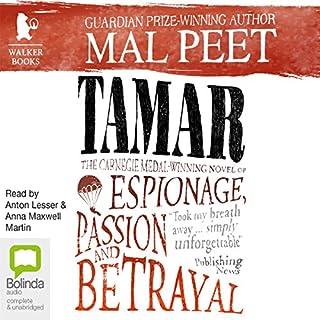 Tamar cover art
