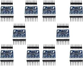 Diymore 10pcs 6DOF MPU-6050 MPU6050 Module 3 Axis Gyroscope + Accelerometer Module for Arduino
