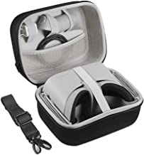 VR Case, Oculus go case, JSVER Carrying case for Oculus Go Virtual Realit Headset and Controllers Accessories Hard EVA Travel Case specifically for Oculus go (Black)