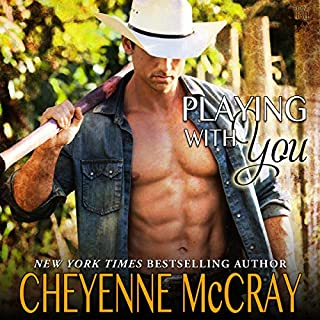 Playing With You audiobook cover art