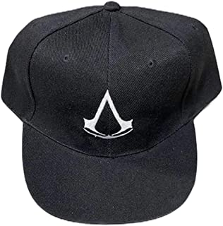 Ubi Workshop Assassin's Creed Official Cap Official Ubisoft Collection Black