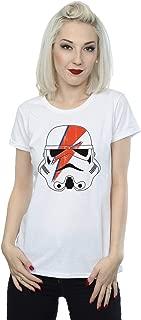 Women's Stormtrooper Glam Lightning Bolt T-Shirt