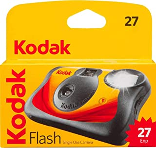 Kodak Fun Saver Single Use Camera, Capture your memories! (27 Exposures) - 8053415