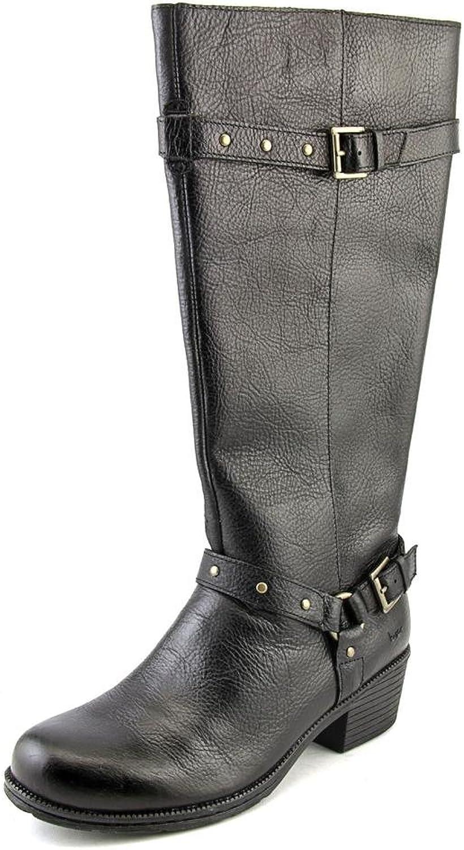 Born Born Woherren Cam Leather Tall schwarz Stiefel  nicht zu vermissen!