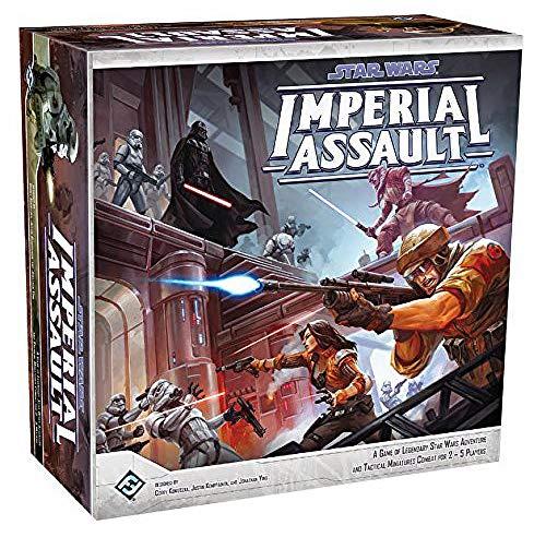 Star Wars Juego de Mesa de Asalto Imperial»