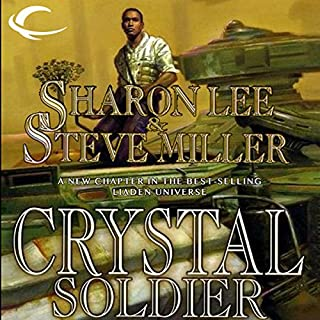 Crystal Soldier cover art