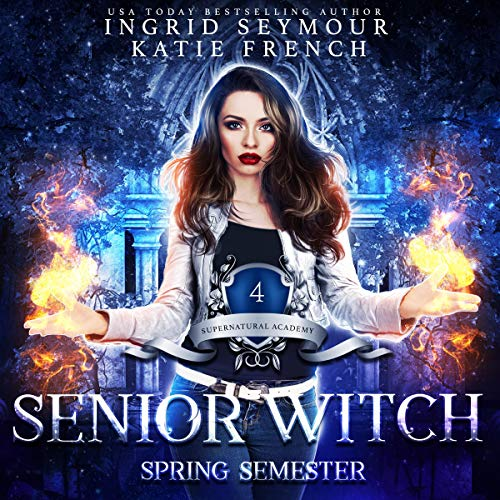 Senior Witch, Spring Semester  By  cover art