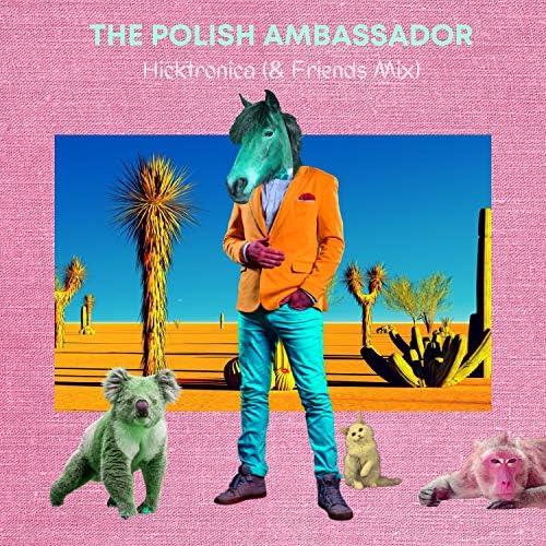 The Polish Ambassador, Jesse Klein, Robin Jackson & Ananda Vaughan