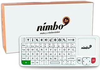 Nimbo Web Kit - Plataforma de contenidos para la televisión, Color Blanco