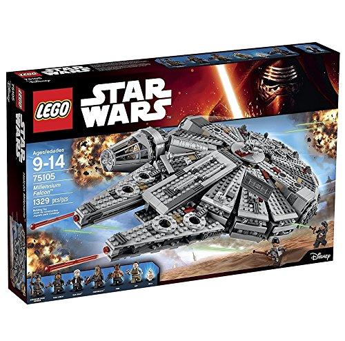 LEGO Star Wars Millennium Falcon 75105 HTRNTu, 5 Pack Building Kit