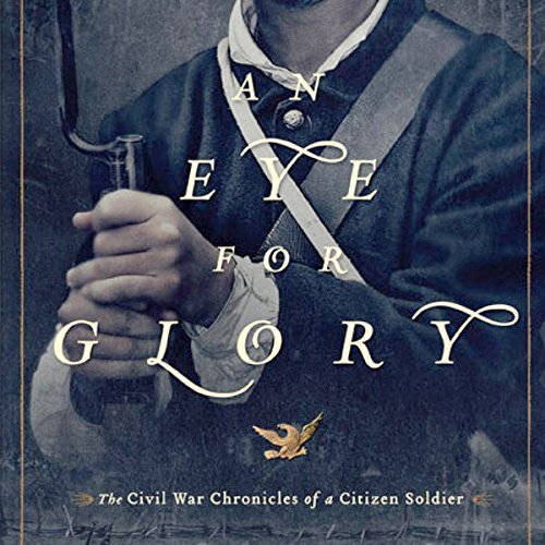 An Eye for Glory audiobook cover art
