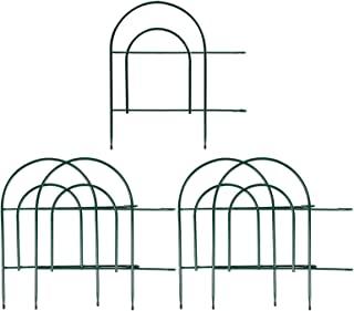 Fencing Panels Decorative Fence Garden Border, Long Lasting for Garden Paths and Landscapes