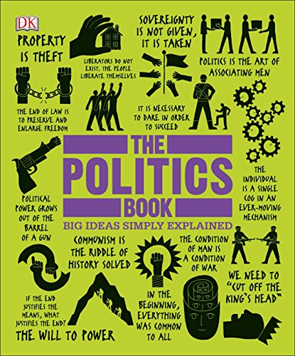 The Politics Book: Big Ideas Sim...