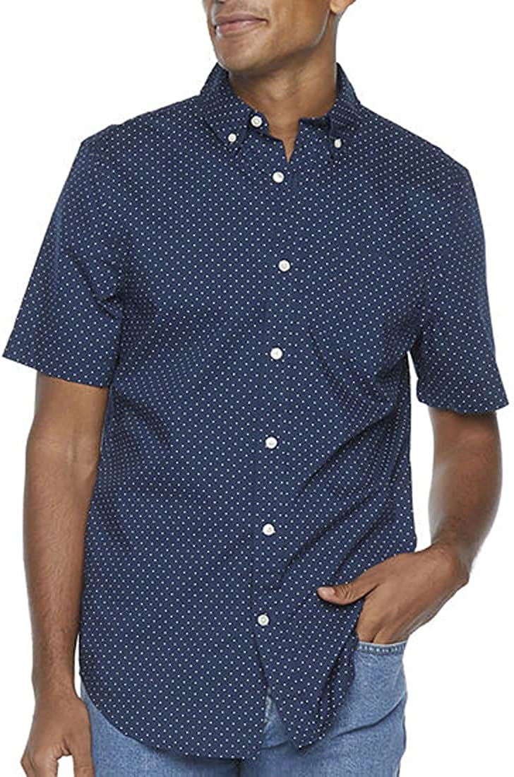 Big and Tall Fashion Short Sleeved Shirts up to 8X