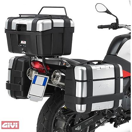 Topcase Givi BMW G 650 Xmoto E300N Monolock schwarz