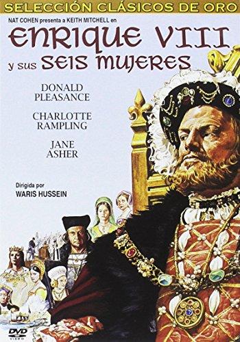 Clasicos de Oro - Enrique VIII y sus seis mujeres [DVD]