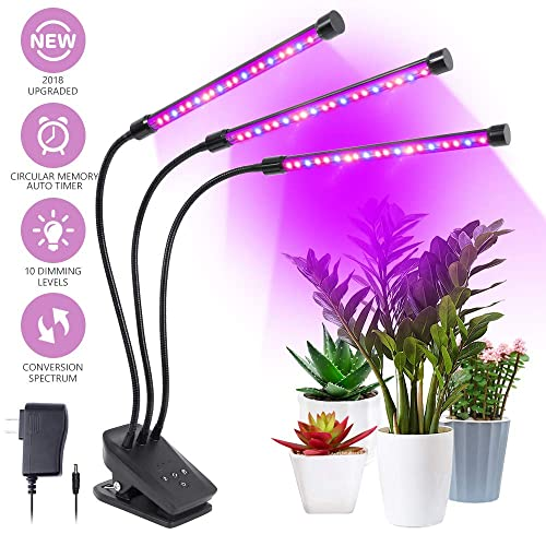 Grow Light Stand Led: Blue LED Indoor Grow Lights: Amazon.com