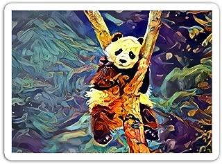 gordonstore Sticker Creature Animal Cute Panda Animals Fauna (3