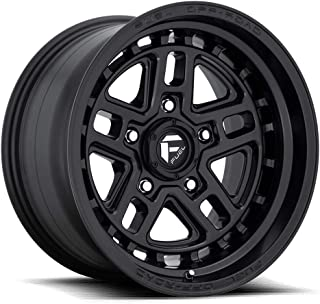 FUEL Nitro BD -Matte BLK Wheel with Painted (17 x 9. inches /6 x 135 mm, -12 mm Offset)