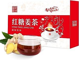 姜茶 红糖姜茶 御妃颜红糖姜茶固体饮料200g