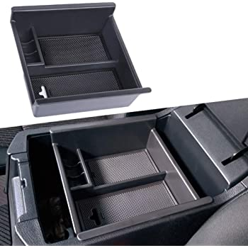 Center Console Insert Organizer Tray for Toyota 4Runner 2010-2017 POZEL