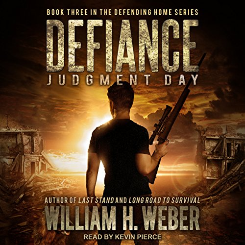 Defiance: Judgment Day cover art
