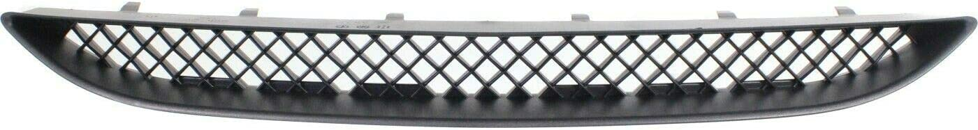 cskj Bumper Grille Louisville-Jefferson County Mall Compatible Product with200 Center Black Textured Plas