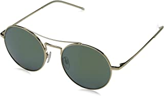 Emporio Arman EA4063 - 546573 Havana/Tortoise Sunglasses 58mm Brown Lens