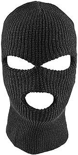 Bweele Máscara de la Cara Completa Máscara de Punto de pas