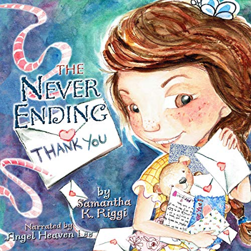 The Never Ending Thank You audiobook cover art