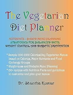 The Vegetarian Diet Planner