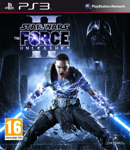 Star Wars: The Force Unleashed 2 [Pegi]