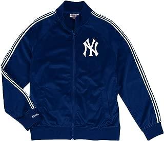 Mitchell & Ness New York Yankees Men's Navy Track Jacket