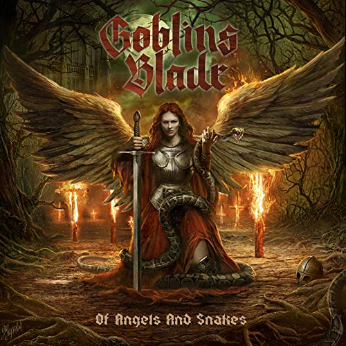 Goblins Blade: Of Angels and Snakes (Digipak) (Audio CD)