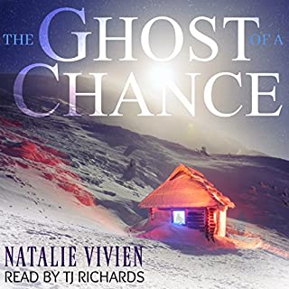 The Ghost of a Chance audiobook cover art