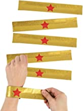 Best wonder woman slap bracelets Reviews