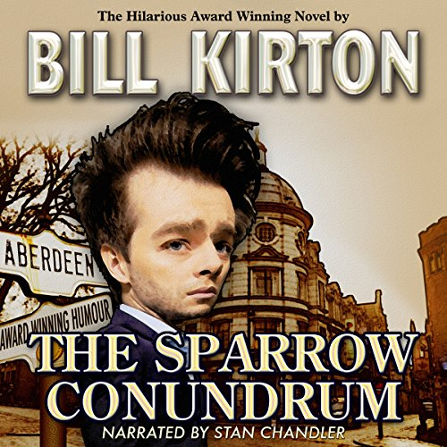 The Sparrow Conundrum audiobook cover art
