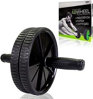 Roda Exercícios Abdominal Funcional Rolo Fitness Treino
