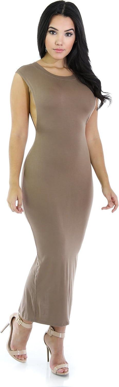 GITI ONLINE Flex Your Muscle Dress M Taupe